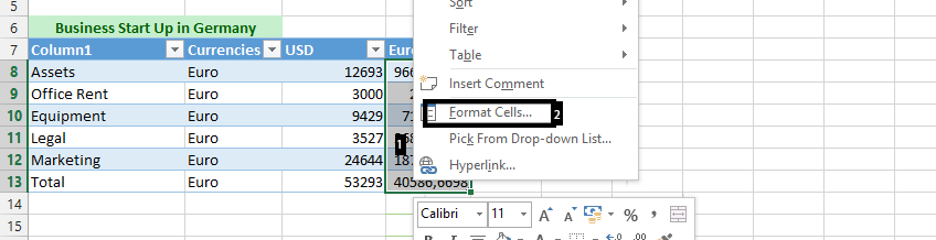 Best Excel Tutorial - Currency Converter