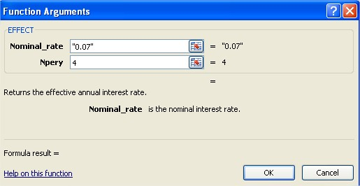 Best Excel Tutorial - How to calculate the real interest rate?