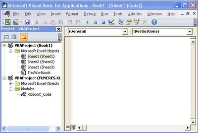 Excel Visual Basic