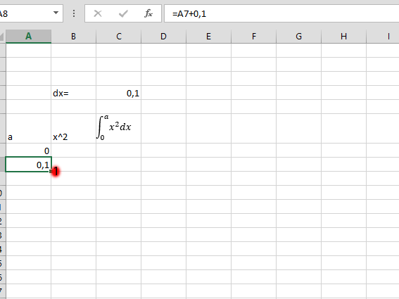 Best Excel Tutorial - How to use the integral function?