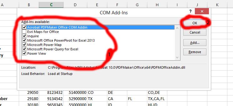 Best Excel Tutorial - Interactive Map Dashboard