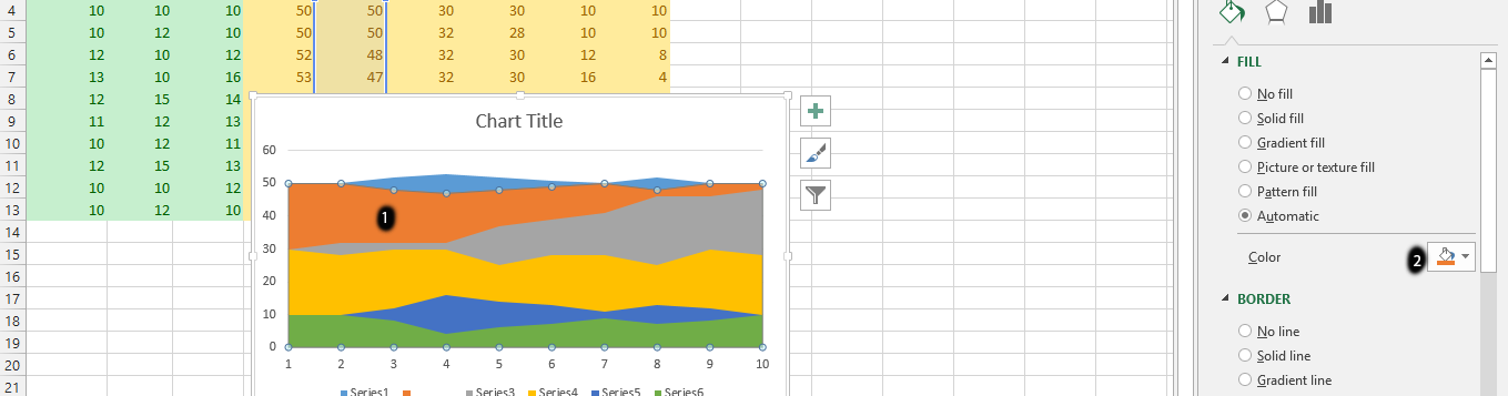 Best Excel Tutorial Kite Chart