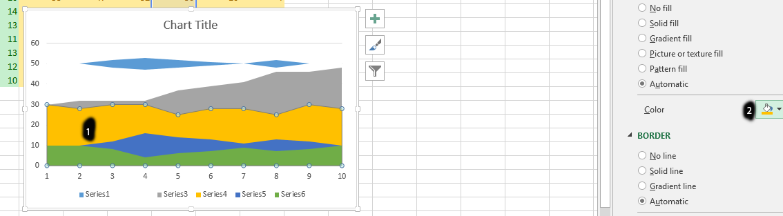 Best Excel Tutorial Kite Chart