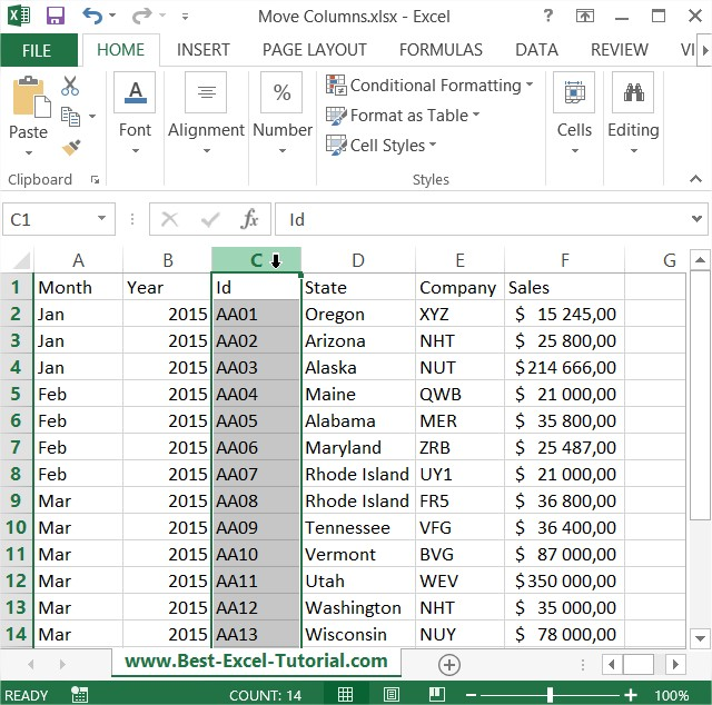 how to delete n a cells in excel