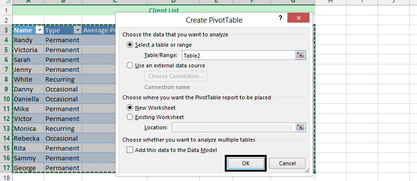 Best Excel Tutorial Dynamic Pivot Table Which Refresh