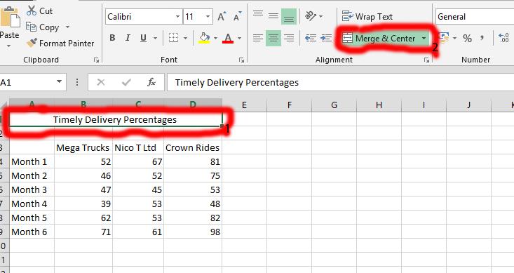 Best Excel Tutorial - Polar Chart