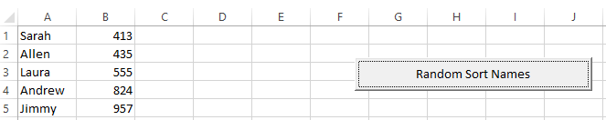 Sorting Columns Sheet VBA
